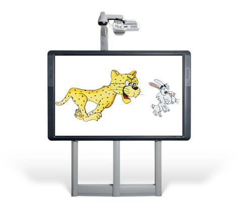Prent-afbeelding-Cheetahboek-digibord